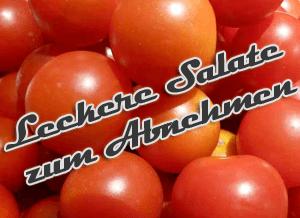 Leckere Salate zum Abnehmen