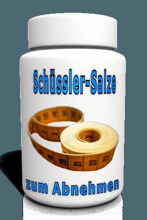 Schüssler-Salze zum Abnehmen