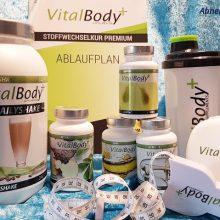 Meine 21 Tage VitalBody+ Stoffwechselkur Erfahrungen